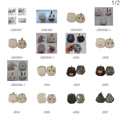 Plugs Of All Kinds Used In Every Country Wenzhou Jinfeng