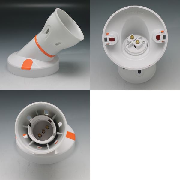 JF862 PBT E27 Edison Screw Angle Lamp Nigeria Kenya Arabia Dubai Doha Yemen United Arab Middle